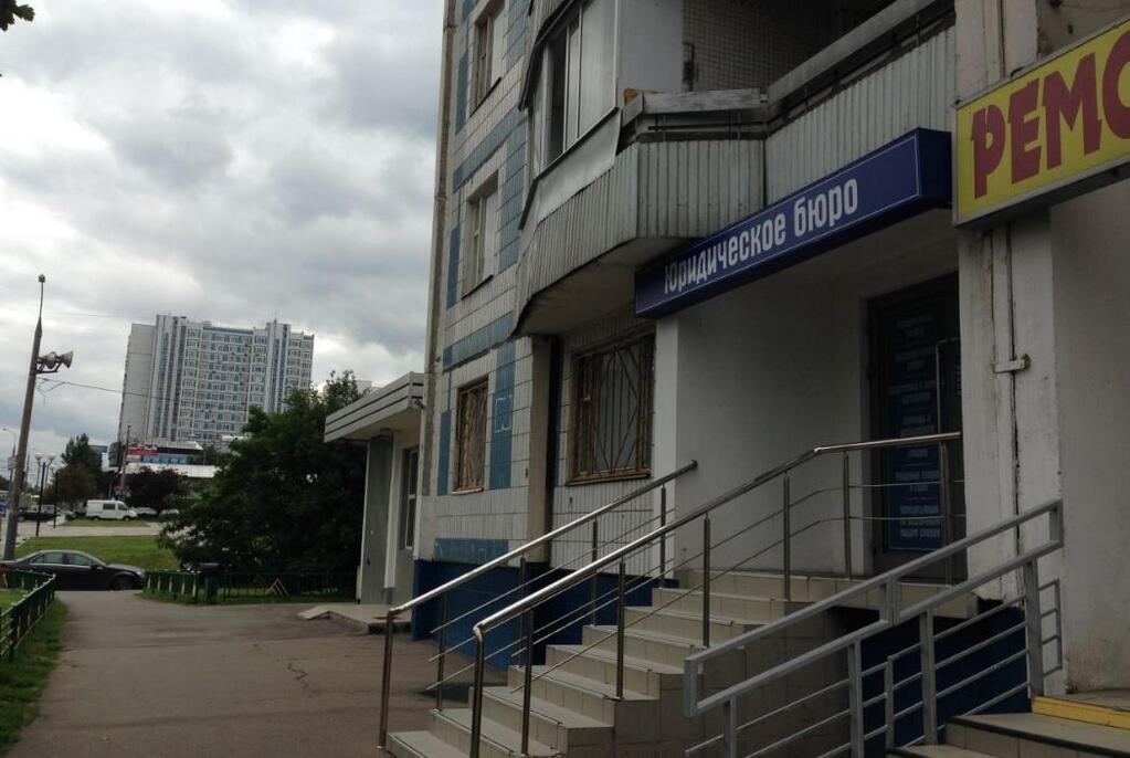 Торгово помещение 72,5 кв.м. у м. Крылатское, 49655 руб.