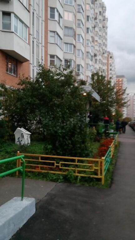 Москва, 1-но комнатная квартира, ул. Новороссийская д.30 к1, 6500000 руб.