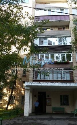 Москва, 1-но комнатная квартира, ул. Краснобогатырская д.75к2, 4600000 руб.