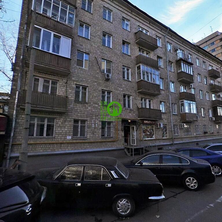 Москва, 1-но комнатная квартира, ул. Бурденко д.улица, д. 11АС2, 8800000 руб.