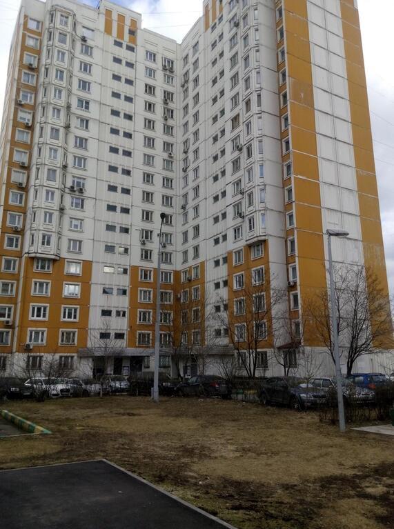 Москва, 1-но комнатная квартира, ул. Авиаконструктора Миля д.20, 6050000 руб.