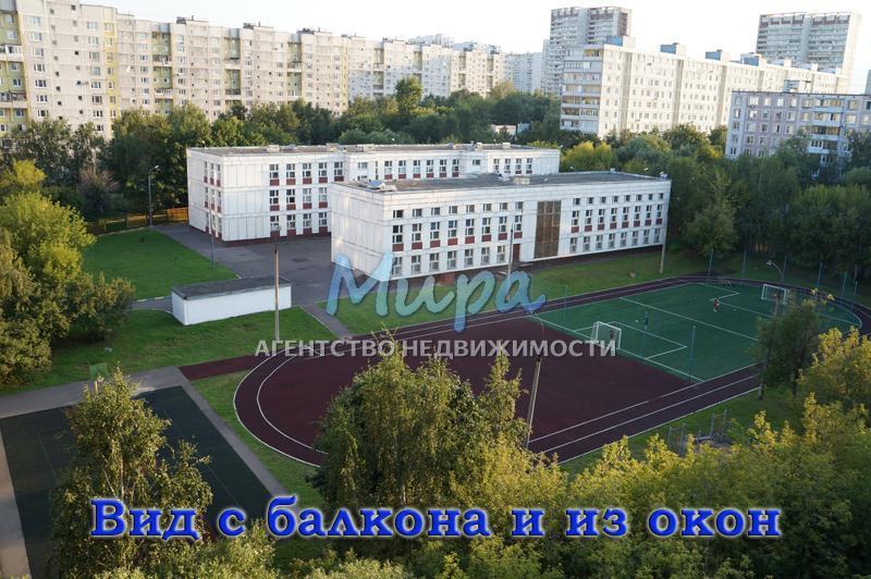 Москва, 2-х комнатная квартира, Задонский проезд д.16к1, 7650000 руб.