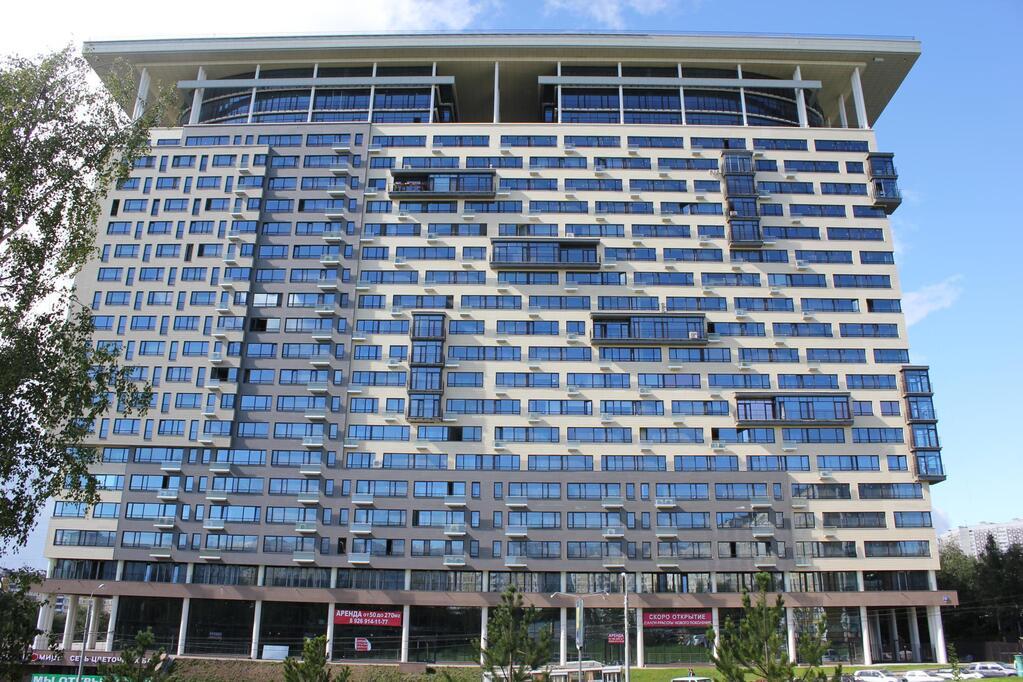 Москва, 2-х комнатная квартира, Новоясеневский пр-кт. д.9б к1, 20500000 руб.