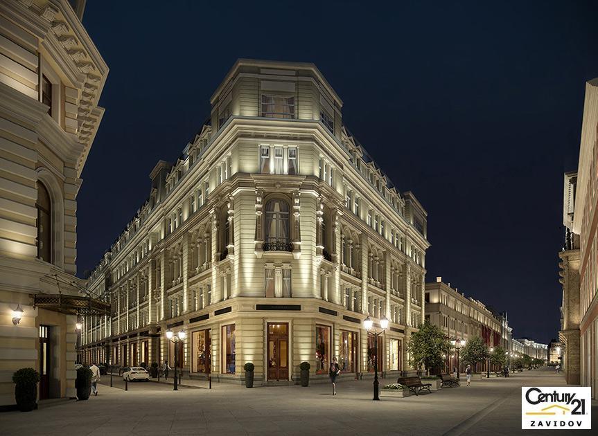 Москва, 3-х комнатная квартира, ул. Никольская д.10б с2, 306349200 руб.