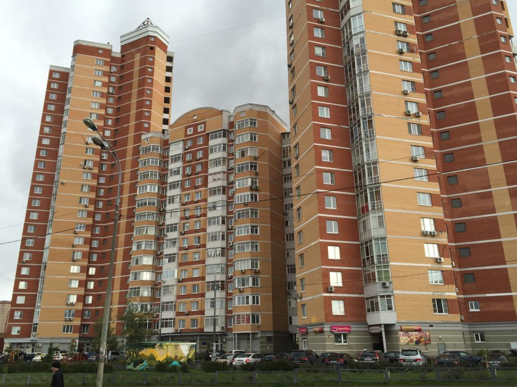 Москва, 3-х комнатная квартира, ул. Соловьиная Роща д.10, 19800000 руб.