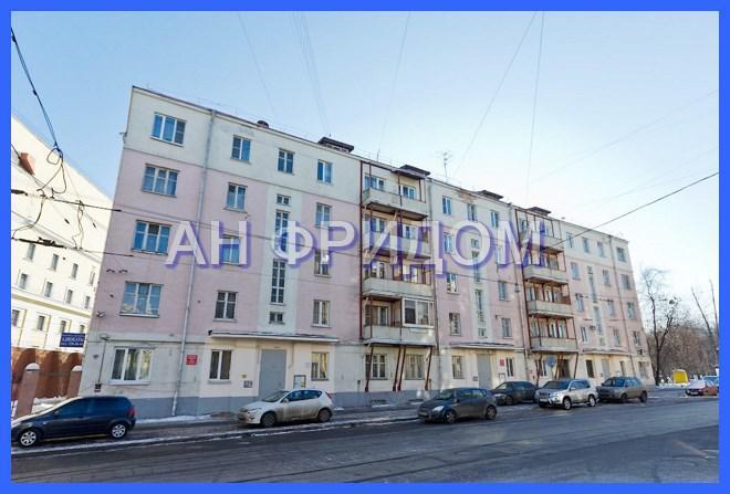 Москва, 3-х комнатная квартира, ул. Матросская Тишина д.16, 10000000 руб.