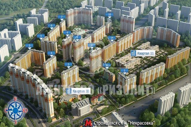 Москва, 1-но комнатная квартира, Недорубова д.15, 4898250 руб.