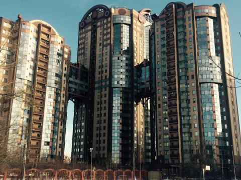 Москва, 3-х комнатная квартира, Можайское ш. д.2б, 44000000 руб.