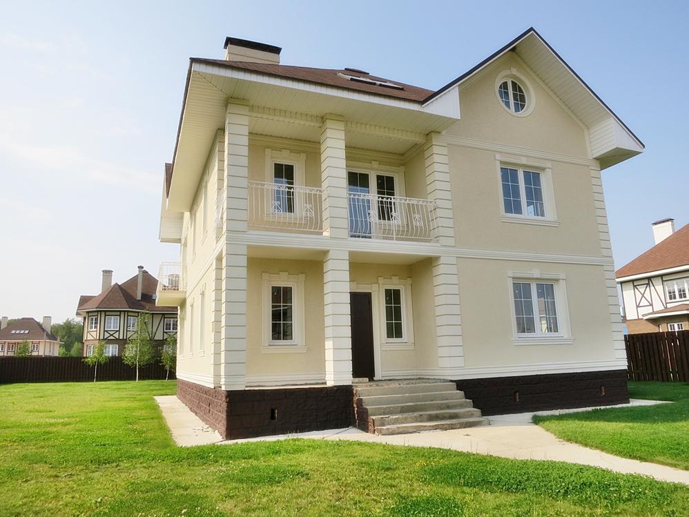 Дом кирпич 350 м2 участок 15,2 сот 27 км Калужское шоссе, 20185010 руб.