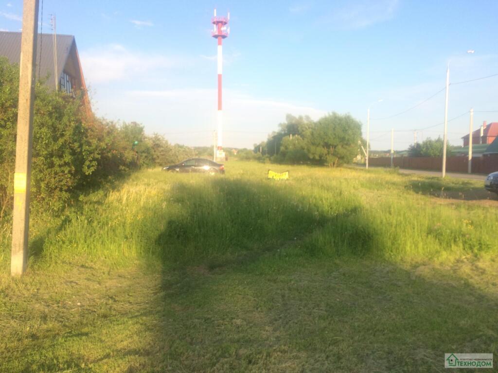 Продам участок 15 сот. на Калужском ш, в р-оне д.Чириково, 7300000 руб.