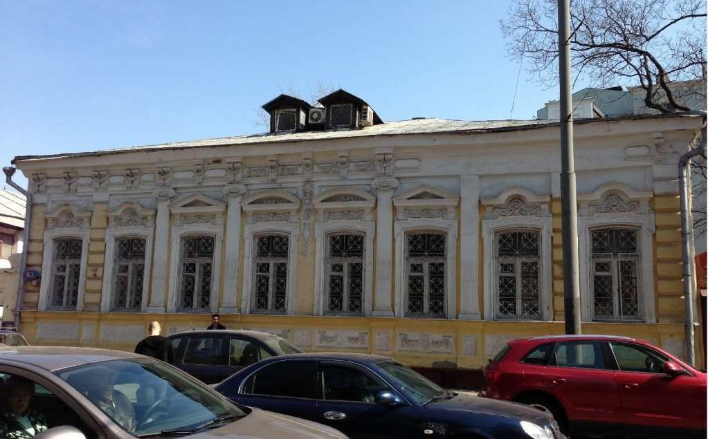 Продажа представительского особняка 1383 м2 в цао на Б.Ордынке, 300000000 руб.