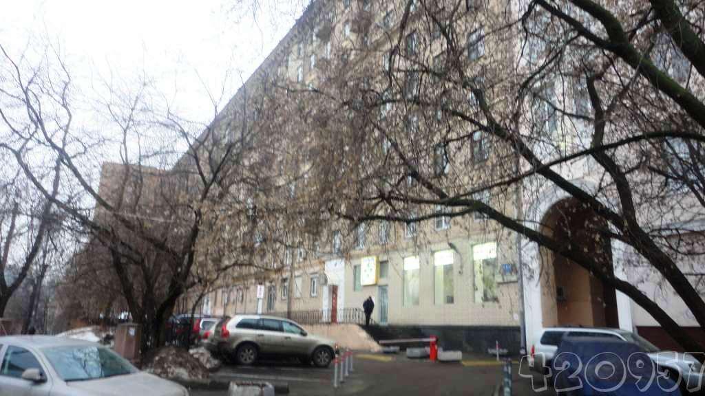 Торговое помещение 117 м2 у метро Достоевская, Самотечная 17, 55000000 руб.