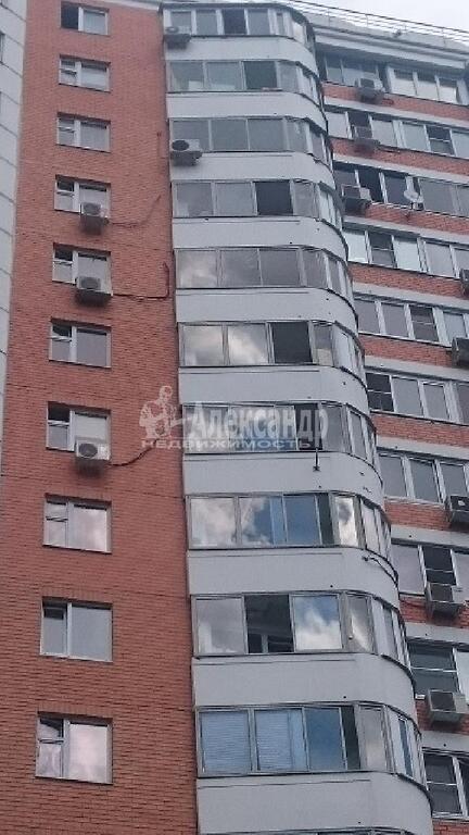 Москва, 2-х комнатная квартира, ул. Вересковая д.1К1, 14100000 руб.