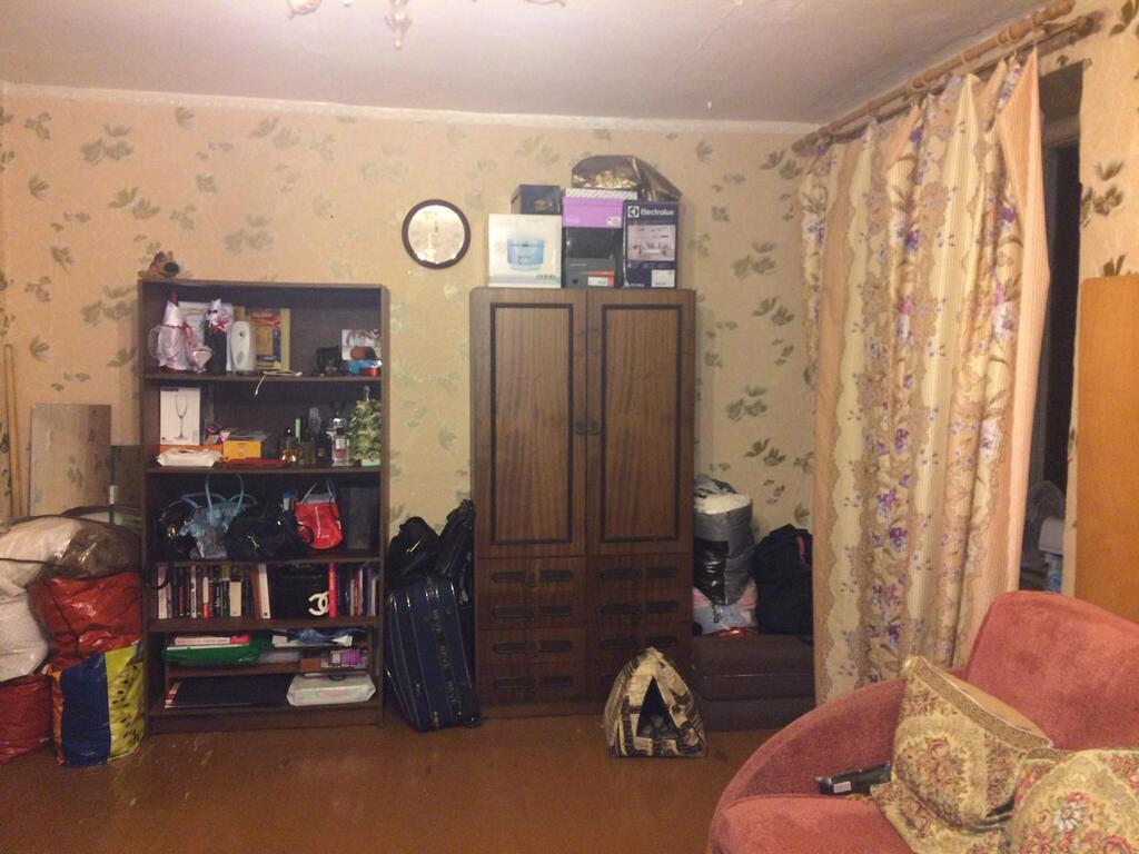 Москва, 1-но комнатная квартира, 3 Парковая улица д.36 к2, 4900000 руб.