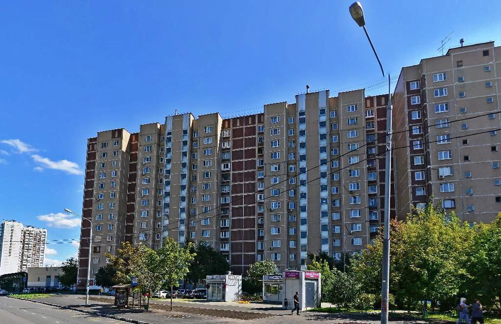 Москва, 2-х комнатная квартира, ул. Суздальская д.26 к2, 9200000 руб.