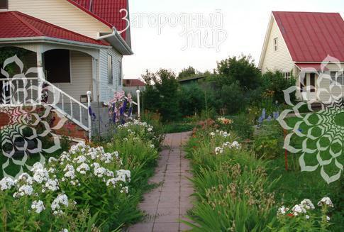 Красивый дом. Калужское ш, 22 км от МКАД, Шахово., 6500000 руб.
