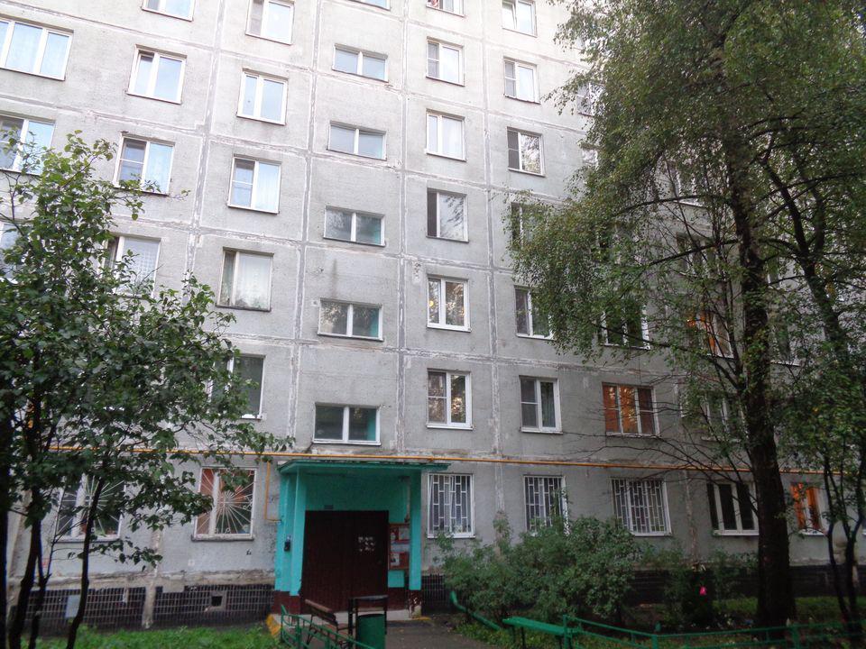 Москва, 1-но комнатная квартира, ул. Подольских Курсантов д.12 к1, 4500000 руб.