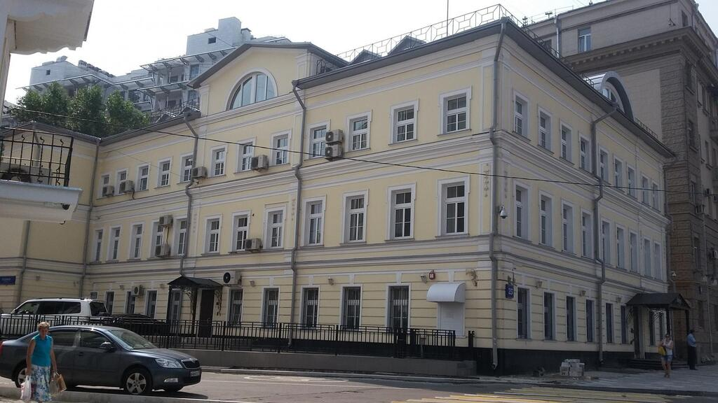 Продажа здания метро Полянка, 760000000 руб.