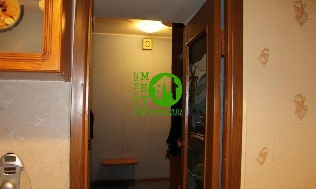 Москва, 1-но комнатная квартира, ул. Абрамцевская д.3, 6100000 руб.