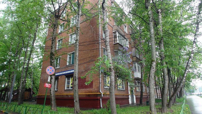Москва, 1-но комнатная квартира, ул. Молодогвардейская д.41, 6000000 руб.