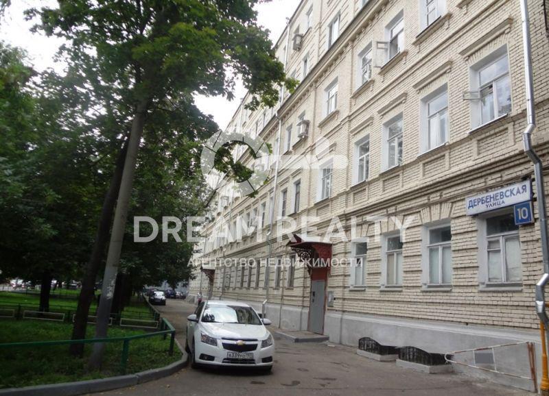 Москва, 4-х комнатная квартира, Дербеневская наб. д.10, 21400000 руб.