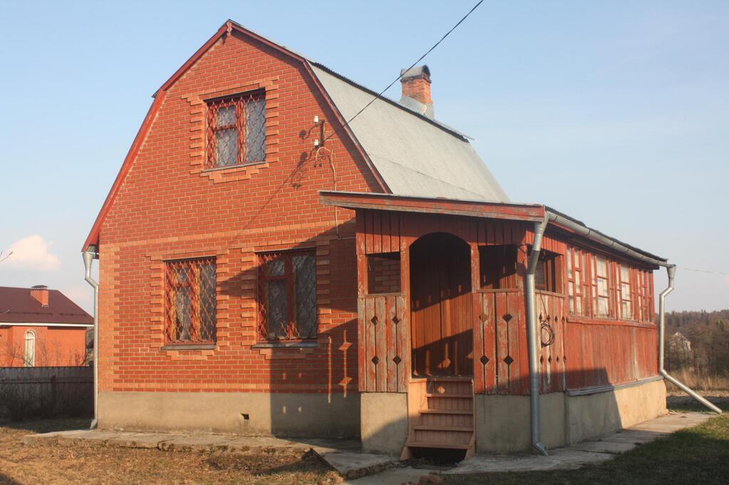 Киевское 40 км Новая Москва Дом 80 кв.м 15 соток Баня Гараж Хоз.блок, 5000000 руб.