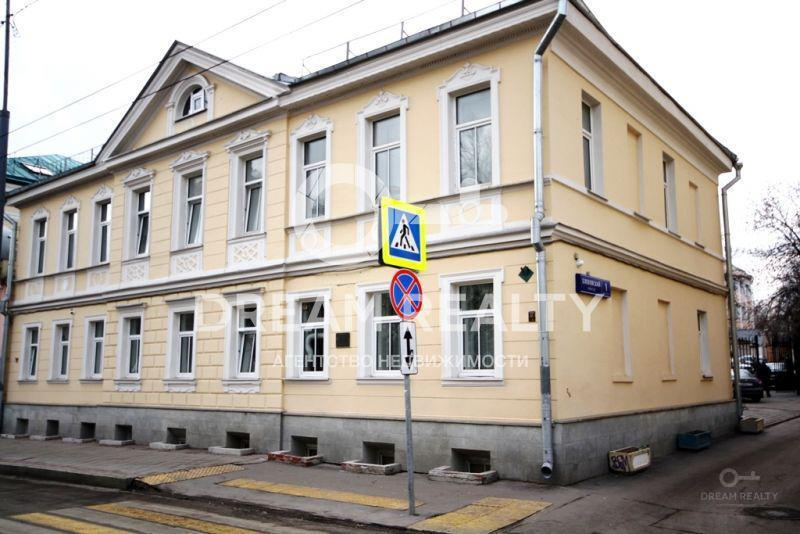 Помещение для персонала Елоховский проезд коммерческая недвижимость на севере