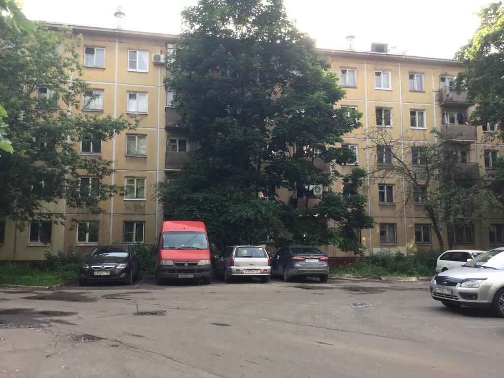 Москва, 1-но комнатная квартира, ул. Линии Октябрьской Железной Дороги д.4А, 4650000 руб.
