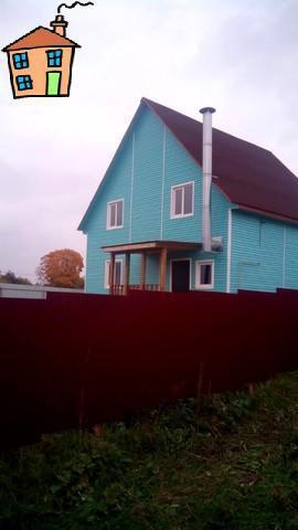 Дом из бруса 140 м2 в деревне Зверево Москвы, 5400000 руб.