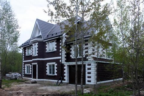 Отапливаемый коттедж под ключ отделку в Ватутинках., 12700000 руб.