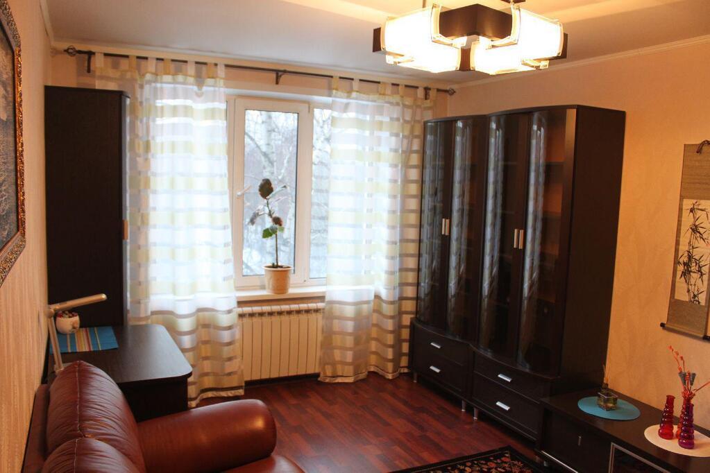 Москва, 2-х комнатная квартира, ул. Хабаровская д.18 к1, 37000 руб.