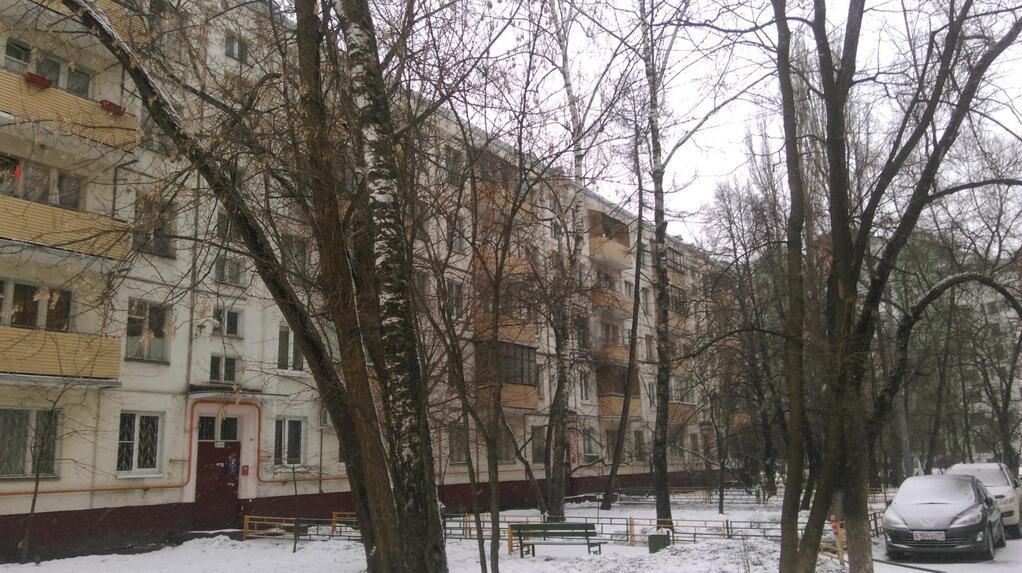 Москва, 1-но комнатная квартира, ул. Юных Ленинцев д.79 к1, 4700000 руб.