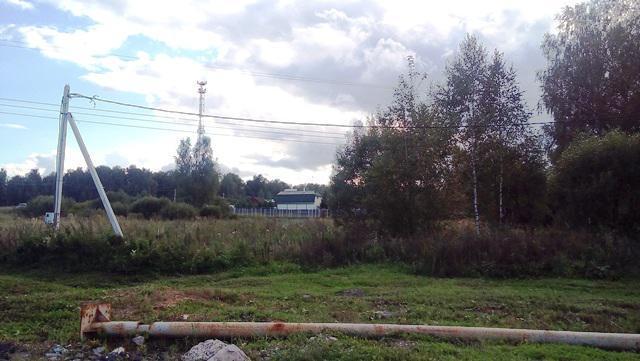 Продаю коммерческий участокна трассе Калужское шоссе д. Бунчиха, 3200000 руб.