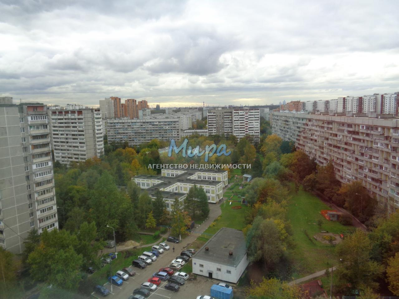 Москва, 1-но комнатная квартира, Малый Купавенский проезд д.3, 5500000 руб.