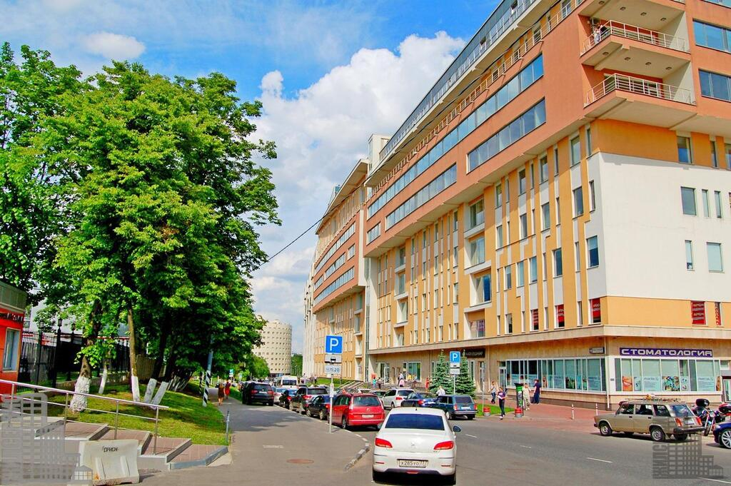 """Офис с отделкой в бизнес-центре """"9 акров"""" у метро Калужская, 156000000 руб."""