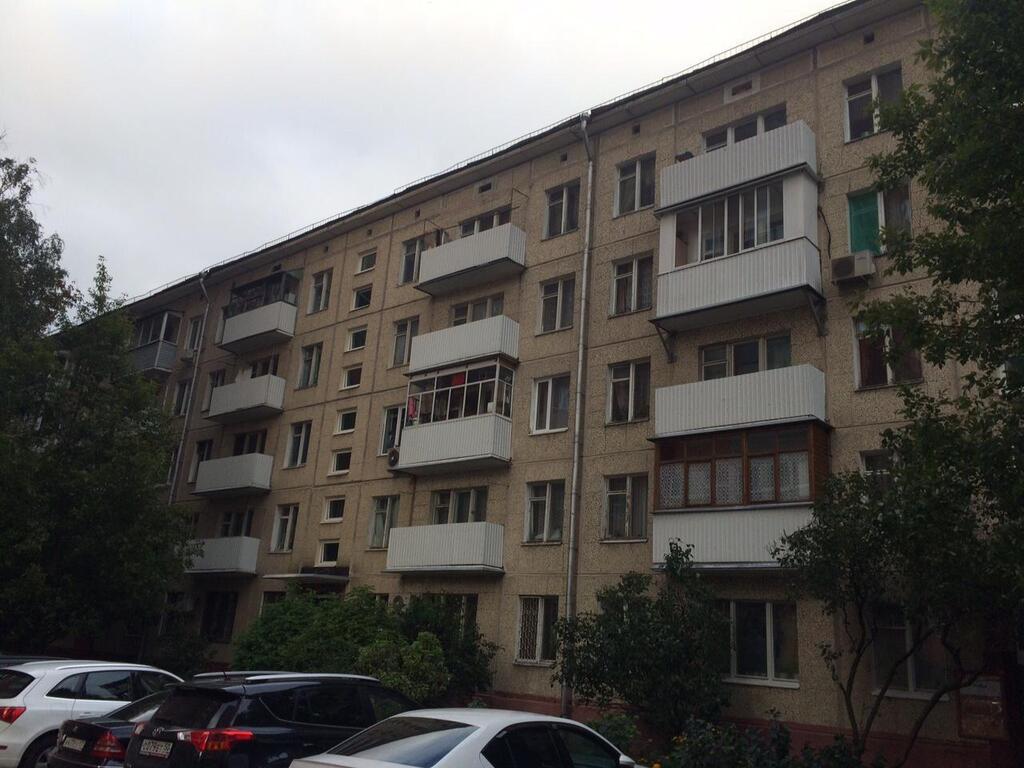 Москва, 3-х комнатная квартира, Генерала Карбышева б-р. д.16 к2, 9000000 руб.