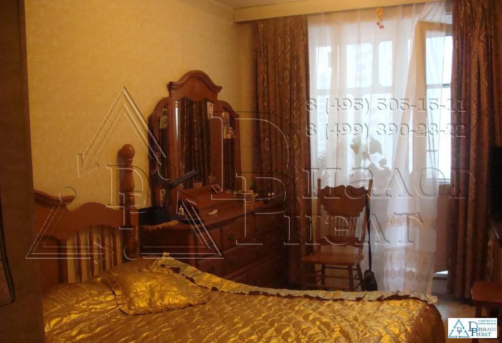 Москва, 4-х комнатная квартира, ул. Авиаконструктора Миля д.14, 13700000 руб.