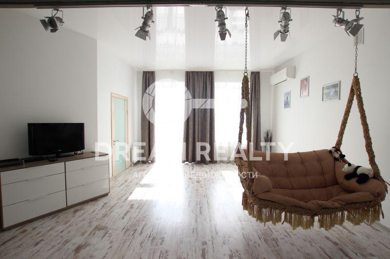 Москва, 2-х комнатная квартира, Серебряный пер. д.5, 33000000 руб.