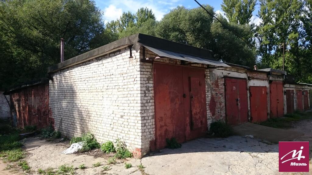 Продается гараж (охрана, шлагбаум), 550000 руб.