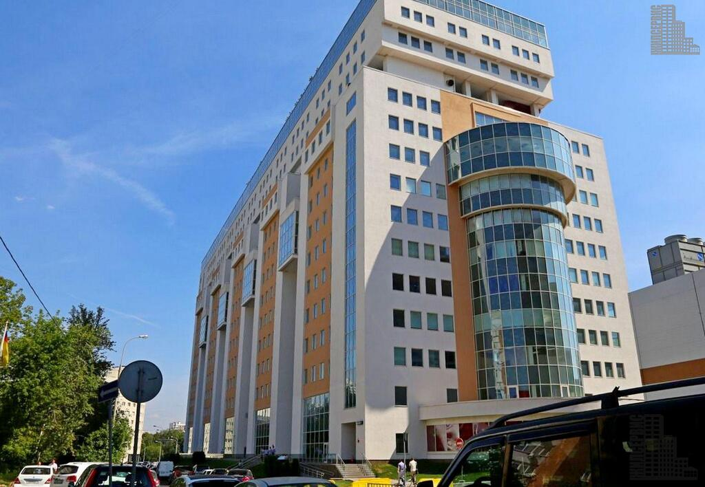 Офис 98,1 кв.м в бизнес центре, класс А, 20000 руб.