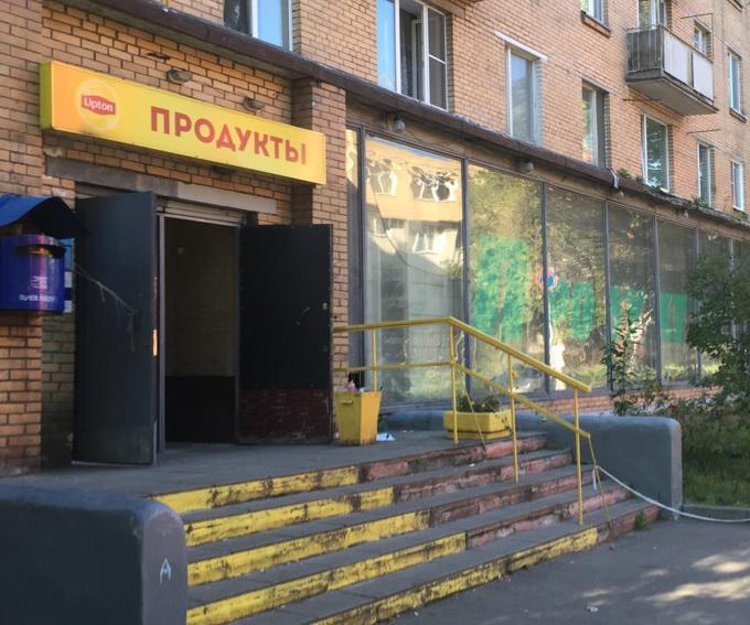 Торговое помещение в густонаселенном районе, 21818 руб.