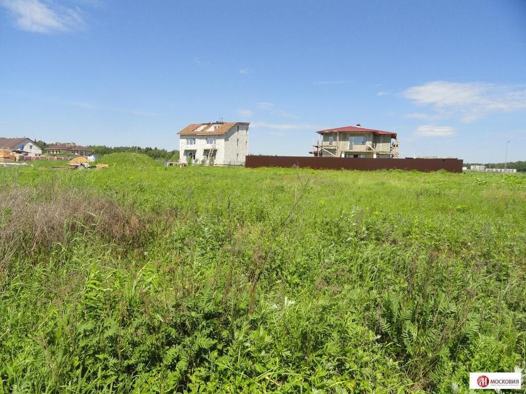 Земельный уч. 10 соток ИЖС, н.Москва, 27 км от МКАД Киевское шоссе, 3953640 руб.
