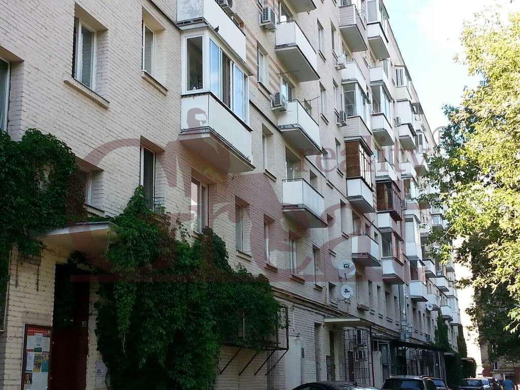 Москва, 1-но комнатная квартира, Комсомольский пр-кт. д.25к1, 12000000 руб.