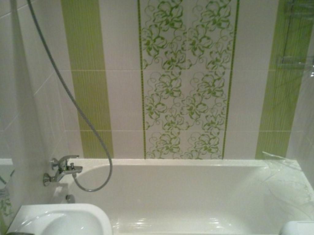 Ремонт ванной своими руками дешево фото