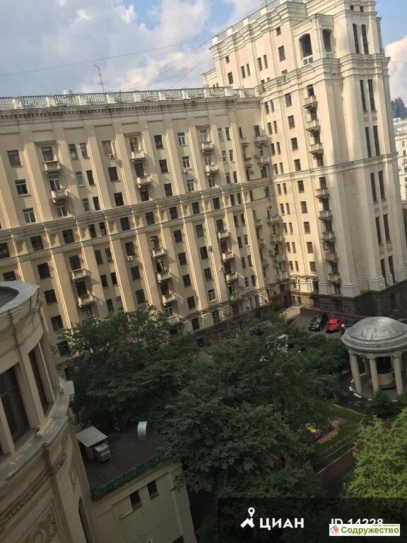 Москва, 2-х комнатная квартира, ул. Садовая-Спасская д.21/1, 22200000 руб.