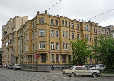 Москва, 2-х комнатная квартира, Рогожский М. пер. д.11, 15500000 руб.