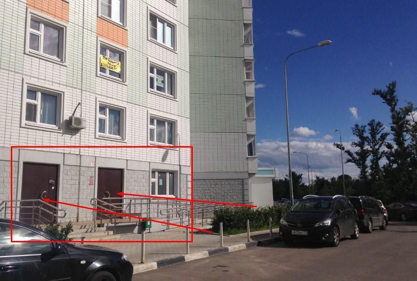 Сдаются два смежных нежилых помещения свободного назначения, 12000 руб.