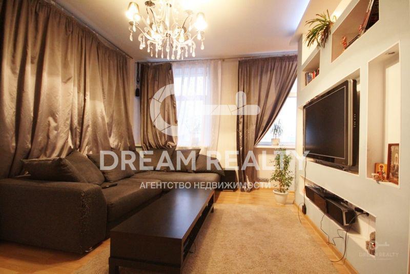 Москва, 2-х комнатная квартира, Шмитовский проезд д.16 с2, 23400000 руб.