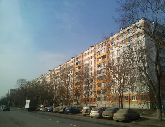 Москва, 2-х комнатная квартира, ул. Полбина д.60, 6900000 руб.