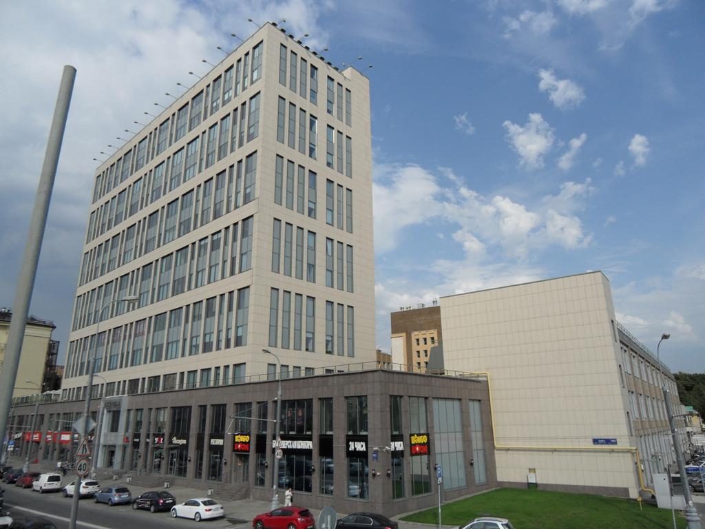 Сдается офис, комплекс Парк Мира - 75,8 м2, 12650 руб.